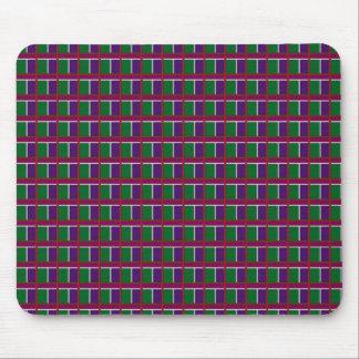 INTENSIVE Farbe kopiert Glitzern-Werbegeschenk Mousepad