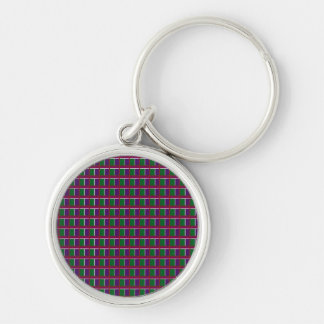 INTENSIVE Farbe kopiert Glitzern-Werbegeschenk Schlüsselanhänger