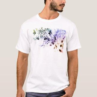 Intensive Leopard-Augen T-Shirt