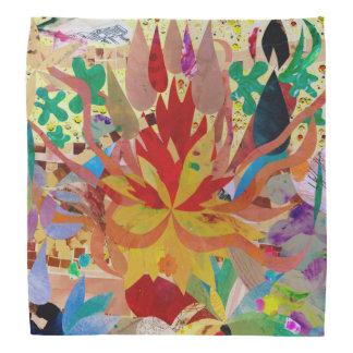 Interne Flamme - Kunst durch Alia - Bandana Halstücher