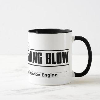 Interne Verbrennungs-Tasse Tasse