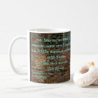 Introvert Thema-Tasse - #introvertproblems Produkt Kaffeetasse