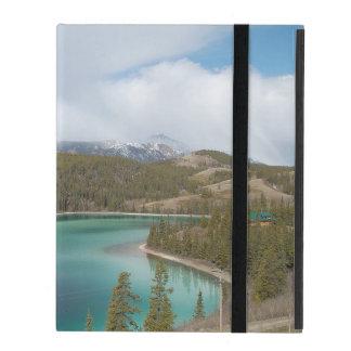 iPad Hülle Emerald Lake