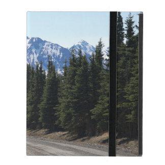 iPad Hülle Landschaft in Alaska