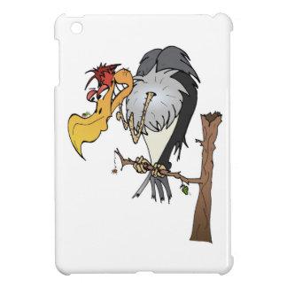 iPad mini Hülle Motiv: Geier