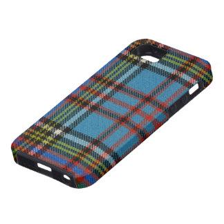 iPhone 5 Anderson alter Tartan-Kasten Hülle Fürs iPhone 5