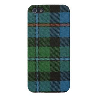 iPhone 5 ausgebuffter Campbell von Cawdor altem iPhone 5 Case