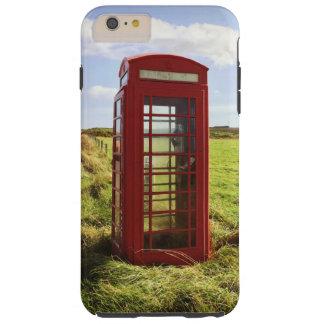 iPhone 6/6s plus Fall-Briten-Telefonzelle Tough iPhone 6 Plus Hülle