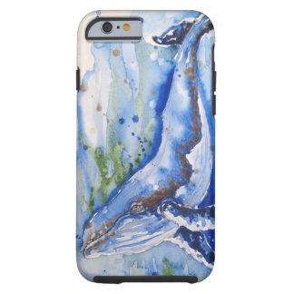 IPhone 6 Fall Wal-Ozean-Buckelwal Marinesoldat Tough iPhone 6 Hülle