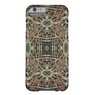 Iphone 6 Muster der Pelzbeschaffenheit abstrakter Barely There iPhone 6 Hülle