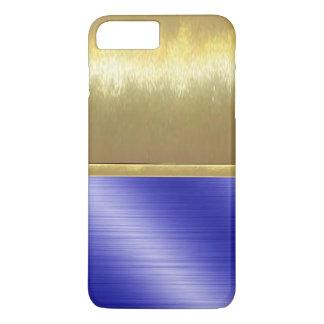 iPhone 7 dünner Muschel-Goldentwurfs-Fall iPhone 7 Plus Hülle