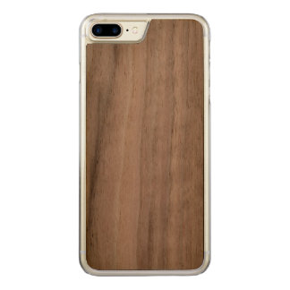 iPhone 7 hölzerner Plusfall Carved iPhone 8 Plus/7 Plus Hülle