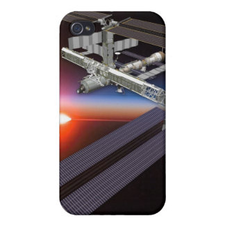 iPhone Fall/internationale Weltraumstation Etui Fürs iPhone 4