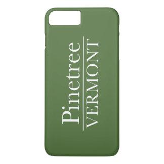 iPhone plus 6 kaum dort, Pinetree VT, grün iPhone 8 Plus/7 Plus Hülle