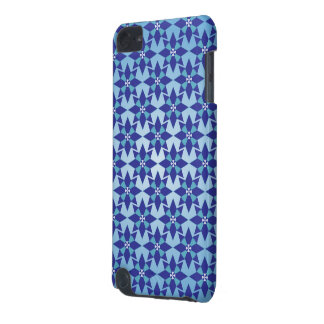 IPod des blauen Sternes 5. GEN-Fall iPod Touch 5G Hülle