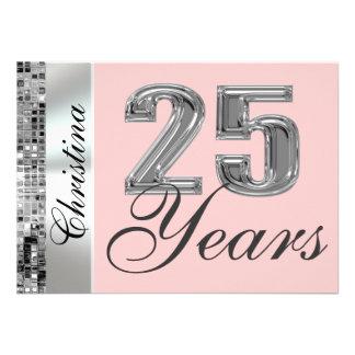 Irgendeine Farbe u 25 Jahre Geburtstags-Party