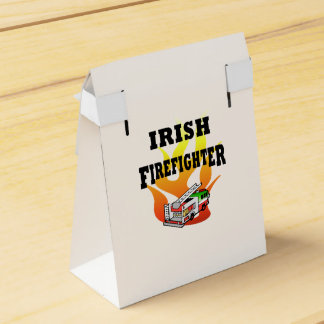 Irische Feuerwehrmänner Geschenkschachtel