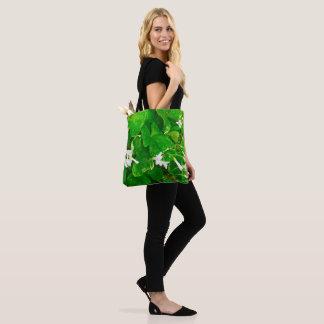 Irische Kleeblatt-Taschen-Tasche