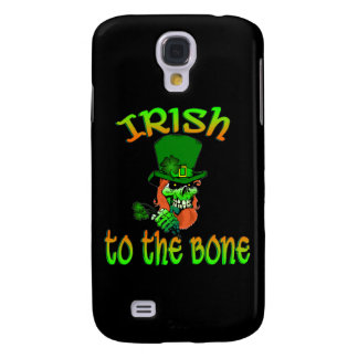 Irische Knochen-Speck-Rechtssache 2 Galaxy S4 Hülle