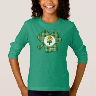 Irischen Tagesgeschenk scherzt Prinzessin-St T-Shirt