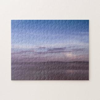Irischer Sonnenuntergang Puzzle