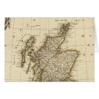 Irland 15 grußkarte