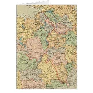 Irland 20 grußkarte