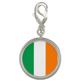 Irland-Flagge Charm