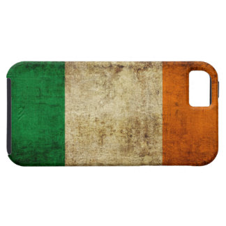Irland-Flagge iPhone 5 Etuis