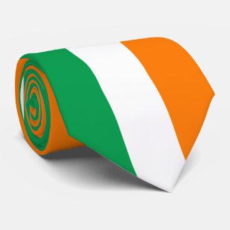 Irland-Flagge Krawatte
