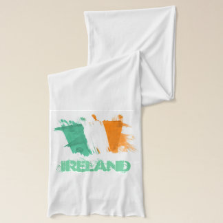 Irland-Flagge Schal