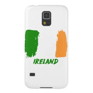 Irland-Flaggenentwurf Hülle Fürs Galaxy S5