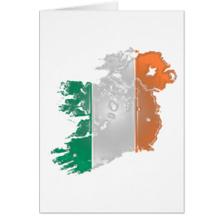 Irland Grußkarte