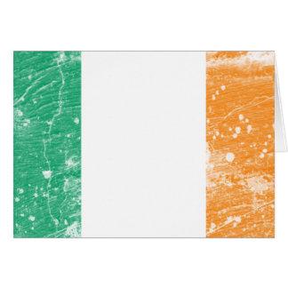 Irland Karte