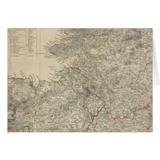 Irland, Nordblatt Grußkarte