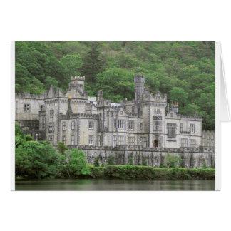 Irland-Schloss Grußkarte