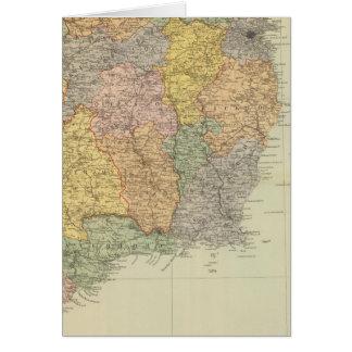 Irland Südost Grußkarte