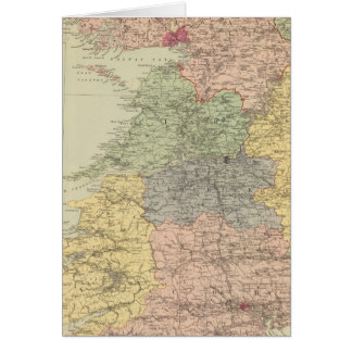 Irland-Südwesten Grußkarte