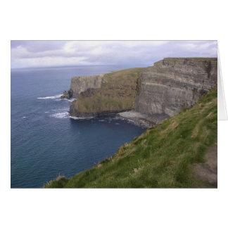 Irland-Träume Grußkarte