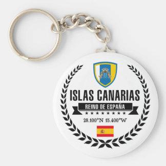 Islas Canarias Schlüsselanhänger