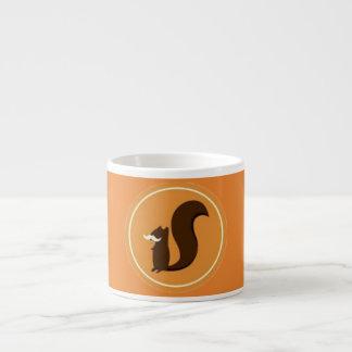 iSquirrel Logo-Kaffee-Tasse! Espresso-Tasse
