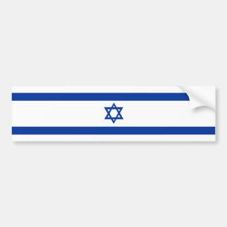Israel-Landesflaggejude-Nationssymbol Autoaufkleber