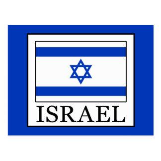 Israel Postkarte