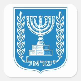 Israel-Wappen Aufkleber