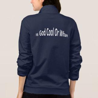 Ist der coole Gott, oder was (die Jacke der