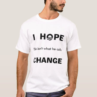 Ist die Hoffnung wir wartete gewesen sind? T-Shirt