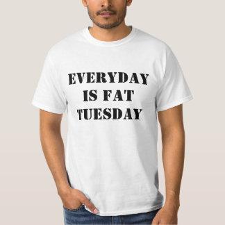 Ist Faschingsdienstag täglich T-Shirt