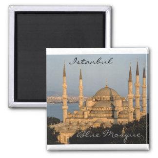 Istanbul Quadratischer Magnet
