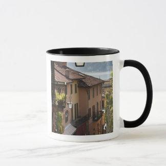 Italien, Como Provinz, Bellagio. Salita Tasse