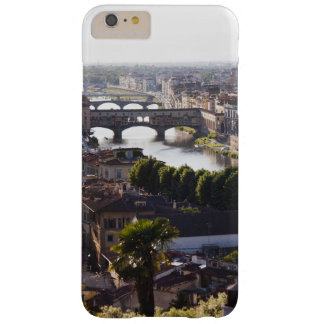 Italien, Florenz, Ponte Vecchio und der Arno Barely There iPhone 6 Plus Hülle